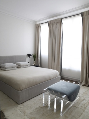M ydeas decoration d 39 interieur un appartement parisien - Interieur appartement original et ultra moderne a paris ...