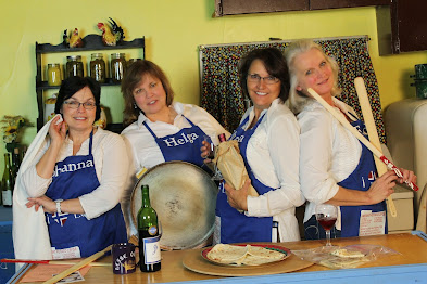 "Photos from the first episode of KLUK TV's ""The Real Housewives of Sweet Swine County"""