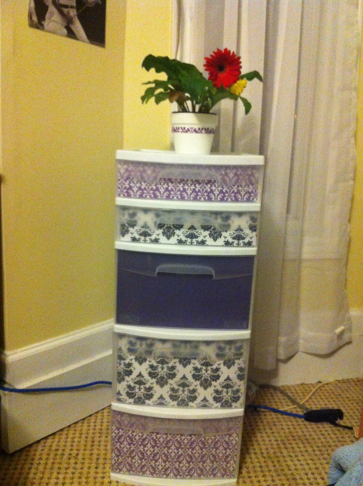 handy image wham paper drawer storage craft handi four stackable plastic unit boxes units