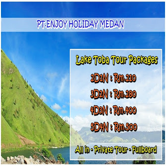 Promo Lake Toba Tours