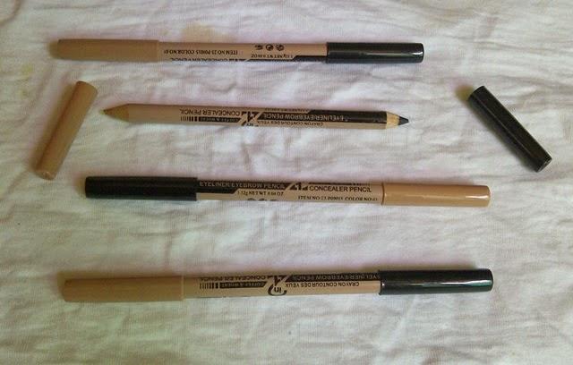 Daftar Harga Kosmetik Pencil Eyebrow Colorstay Crayon