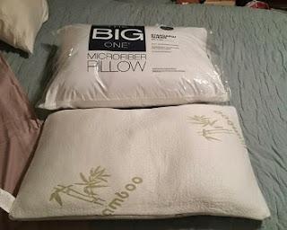 original bamboo pillow comparison