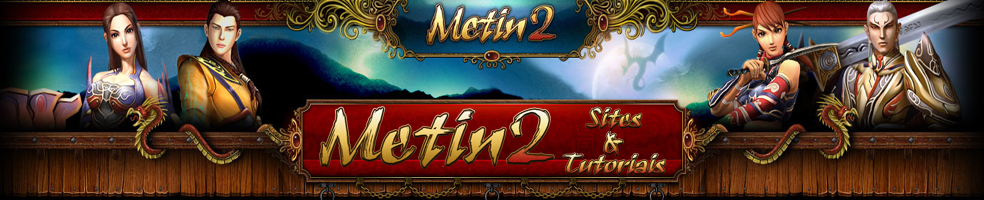 Metin2 Sites & Tutoriais
