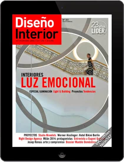 Revista dise o interior junio 2014 espa ol interiores for Diseno de interiores pdf
