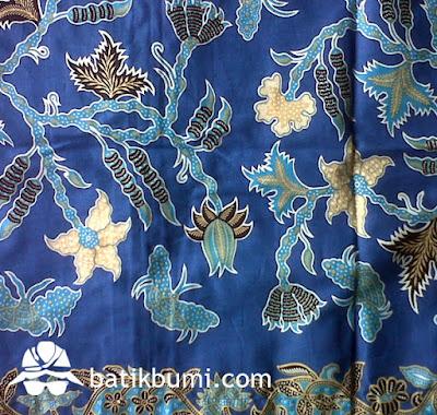 Kain batik Unggul Jaya