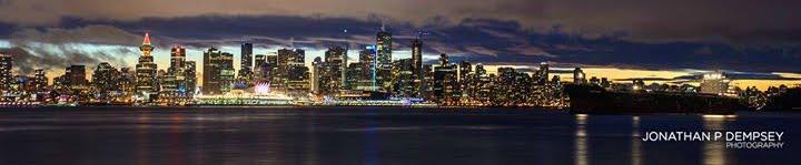 Montreal Skyline - Jonathan Dempsey Photography
