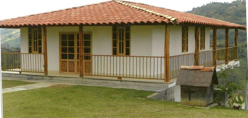 Casas prefabricadas casa real mas de nuestras obras for Puertas prefabricadas
