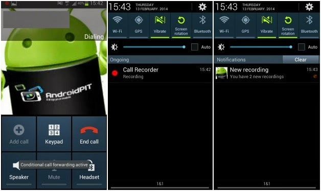 Cara Merekam Pembicaraan Telepon di Smartphone Android