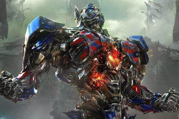 Gambar Robot Transformer yang akan tayang perdana di Indovision 17 Juli 2015