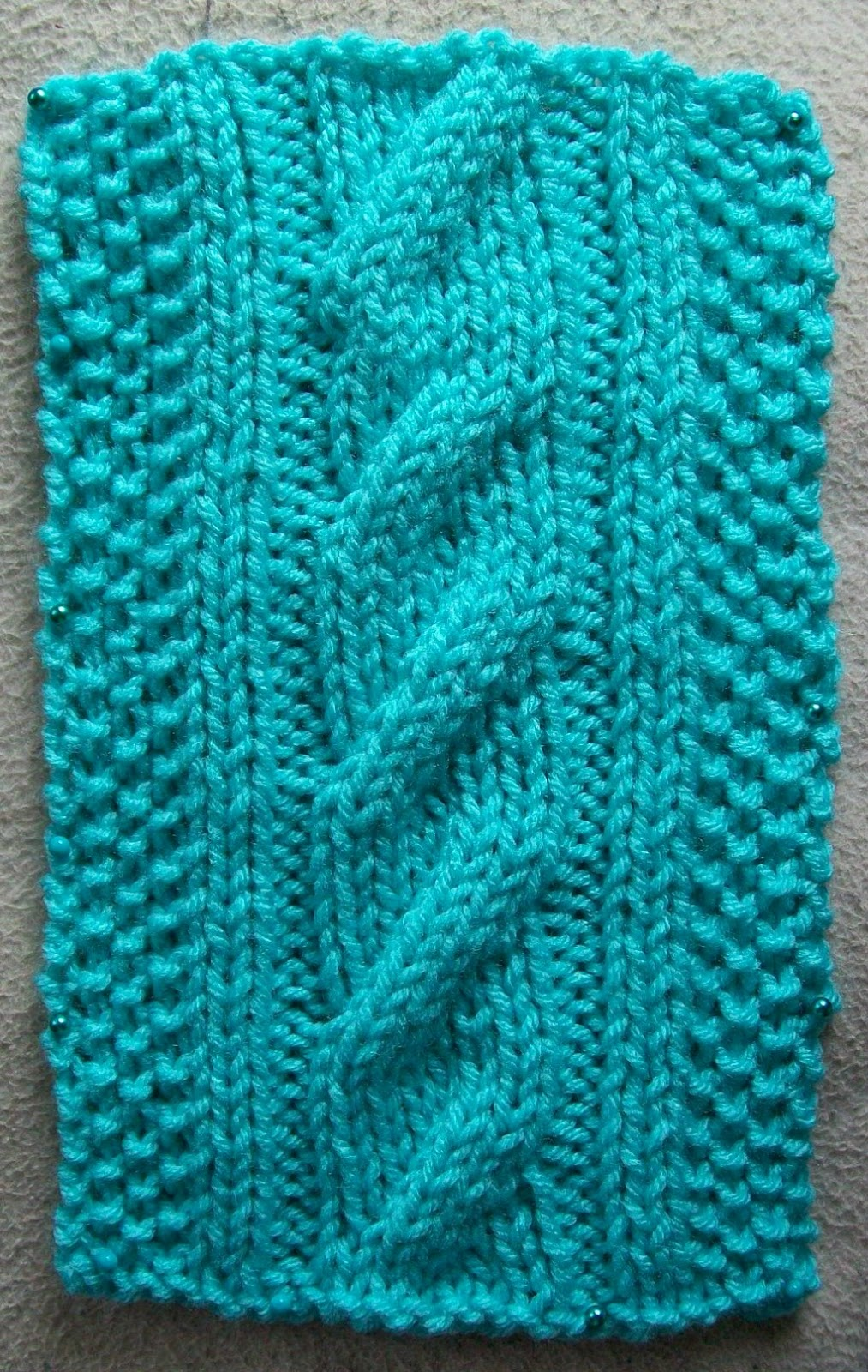 Beginner Cable Knit Pattern : Knitting Patterns for the beginner or the advanced knitter: