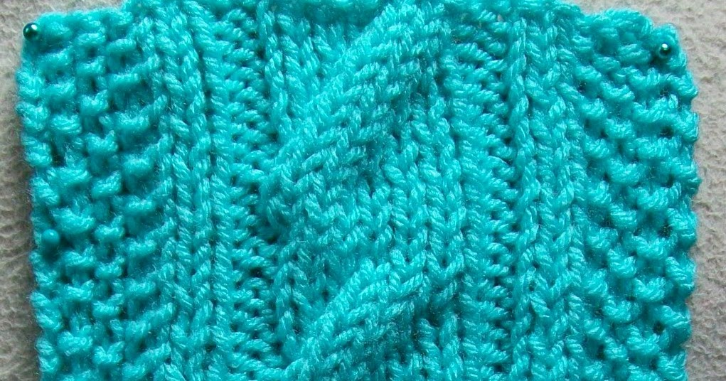 Knitting Patterns for the beginner or the advanced knitter: