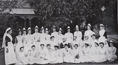 Dream Nurse Travel Nurse Uniforms Through The Ages