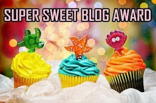 Premio Super Sweet Blog Award