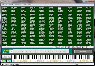 Software Virtual Piano Untuk PC
