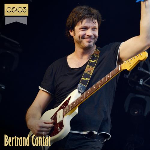 5 de marzo | Bertrand Cantat - @BertrandCantat | Info + vídeos