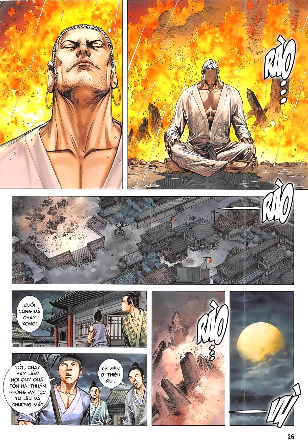 Tây Du chap 8 Trang 26 - Mangak.info