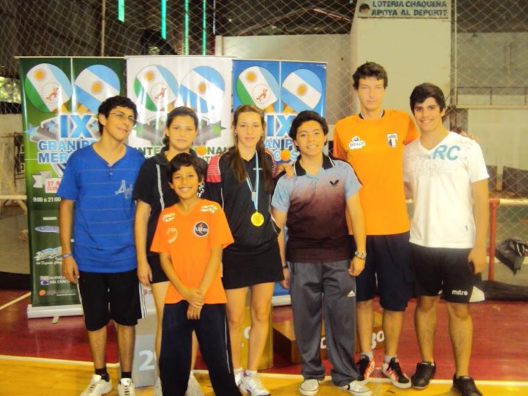 Torneo IX Gran Prix del Mercosur del 2012