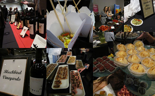 Winter Wine & Food Fest 2012: Where fine dining can actually grant wishes