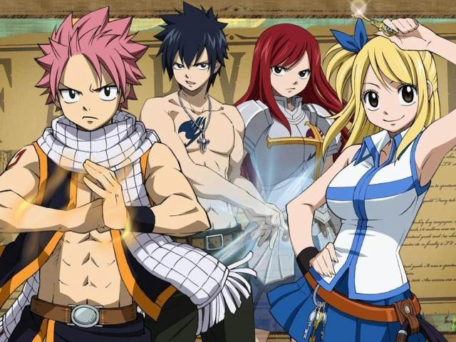 Fairy Tail Online Legendado
