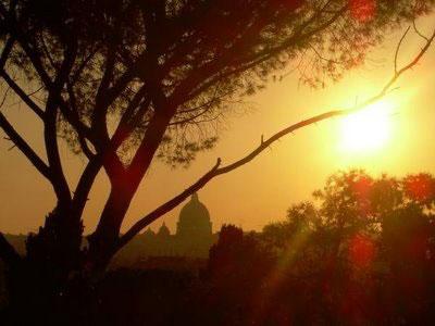 Domenica delle Palme sul Colle dell'Aventino: visite guidate Roma 24/03/2013