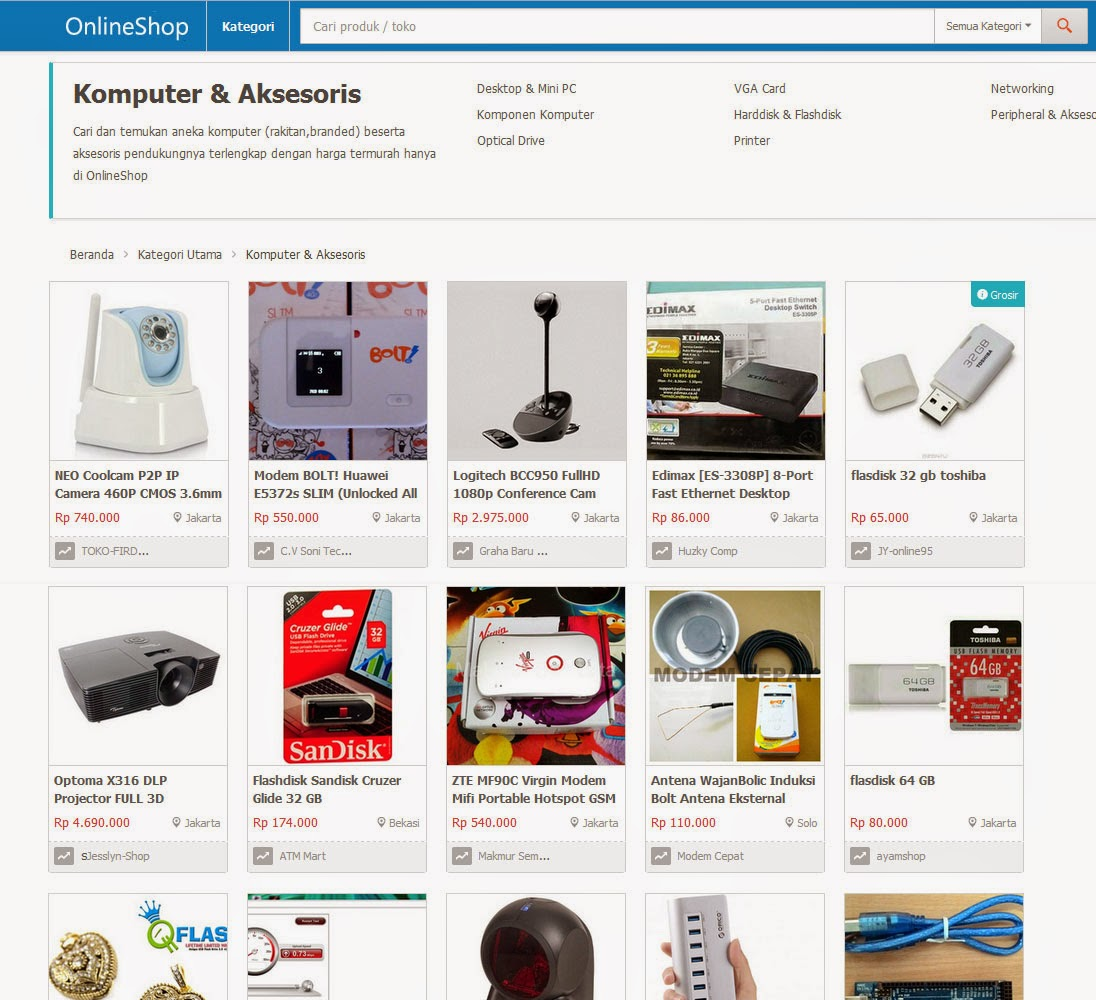 Design template toko online tokopedia portal source code Create a blueprint online