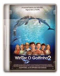 Winter, o Golfinho 2   HC HDRip AVI + RMVB Dublado