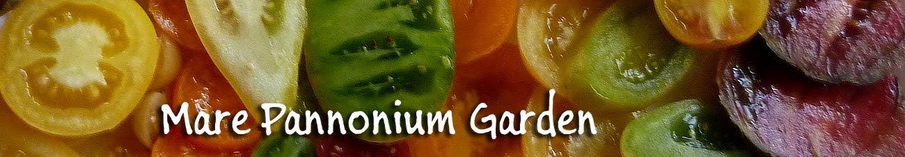 Mare Pannonium Garden
