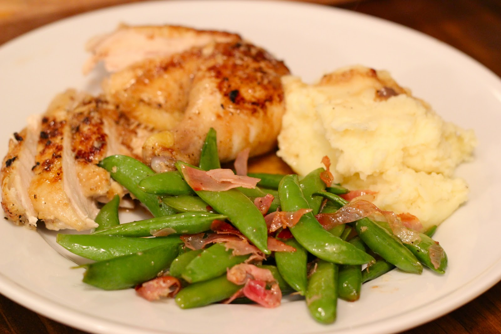 Jenny Steffens Hobick: Pan-Seared Lemon Garlic Chicken ...