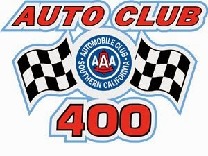 Race 5: Auto Club 400 at Fontana, CA