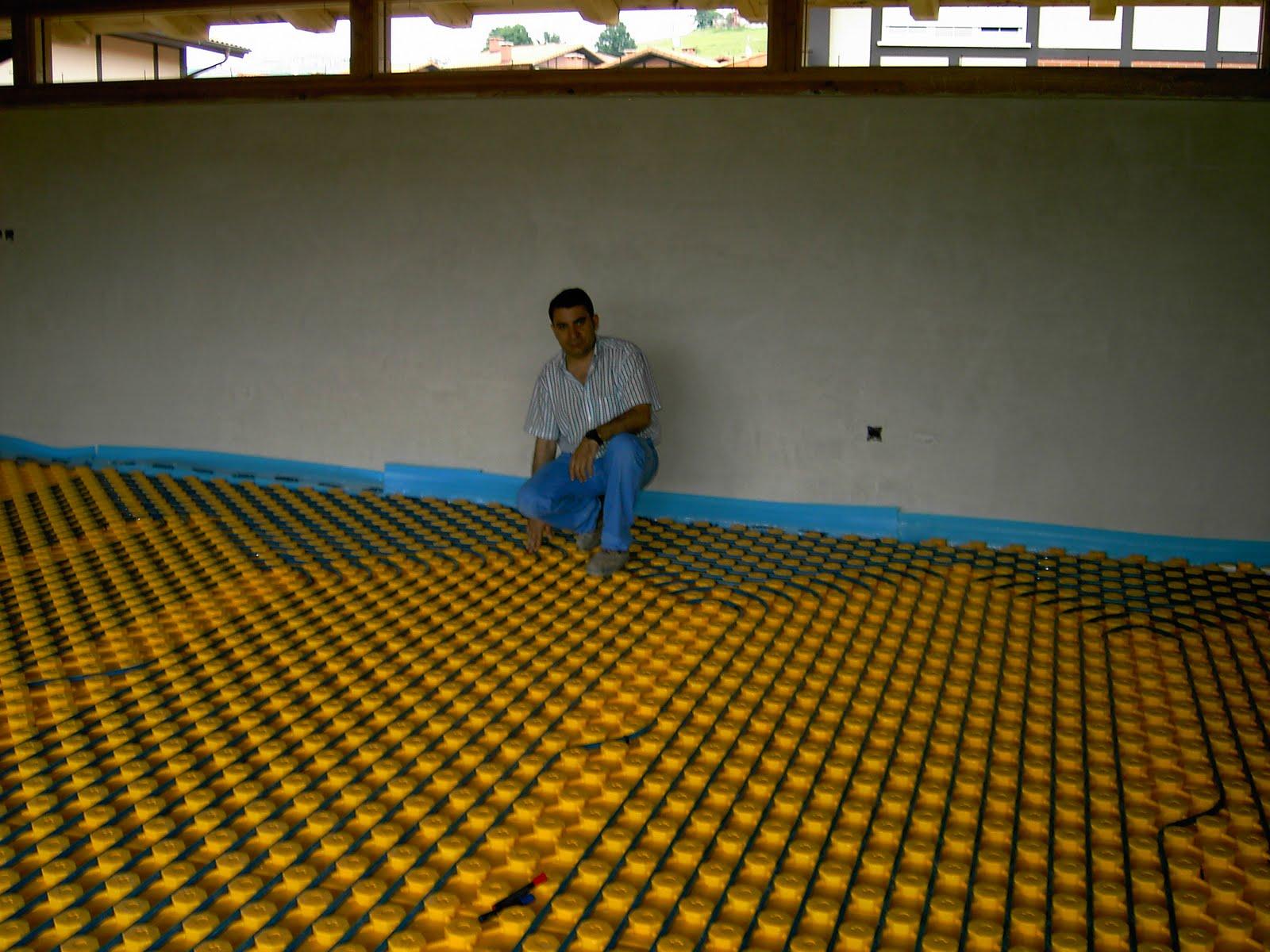 Instalamos bienestar ventajas del suelo radiante - Ventajas suelo radiante ...