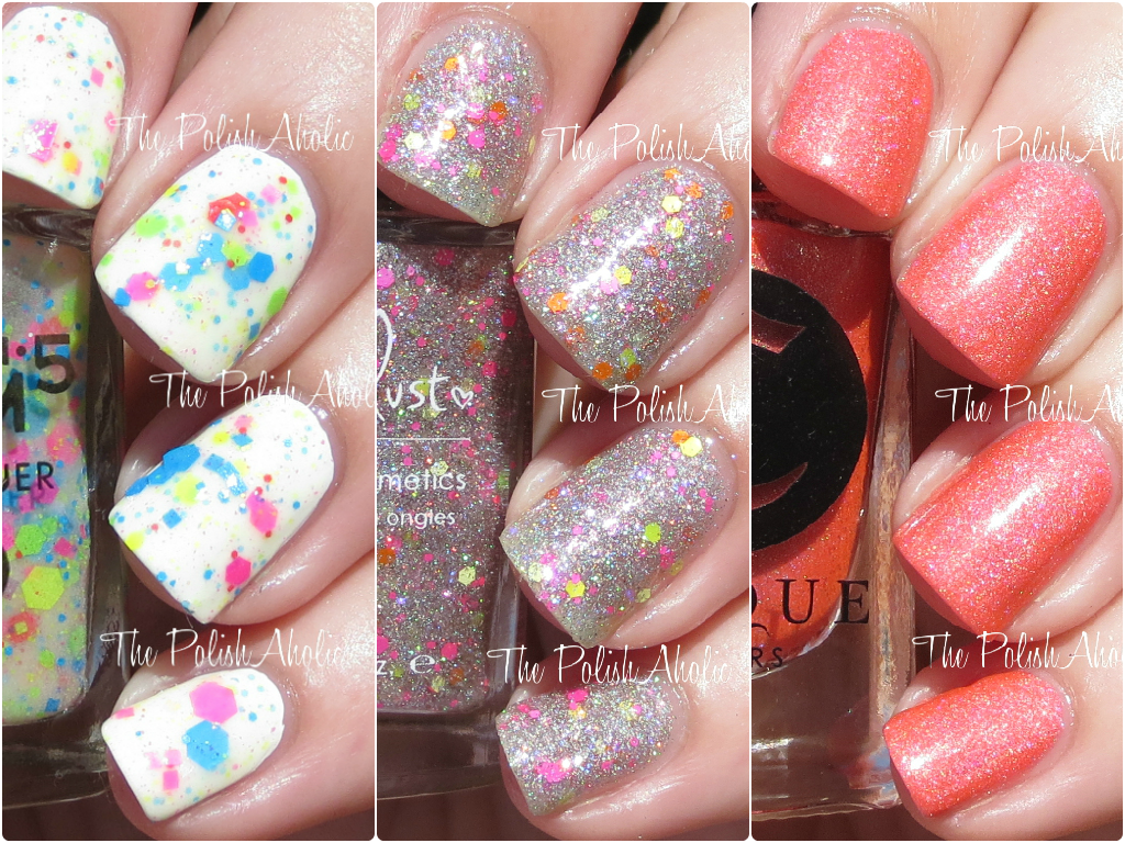 Nail Polish Colors For End Of Summer - Absolute cycle
