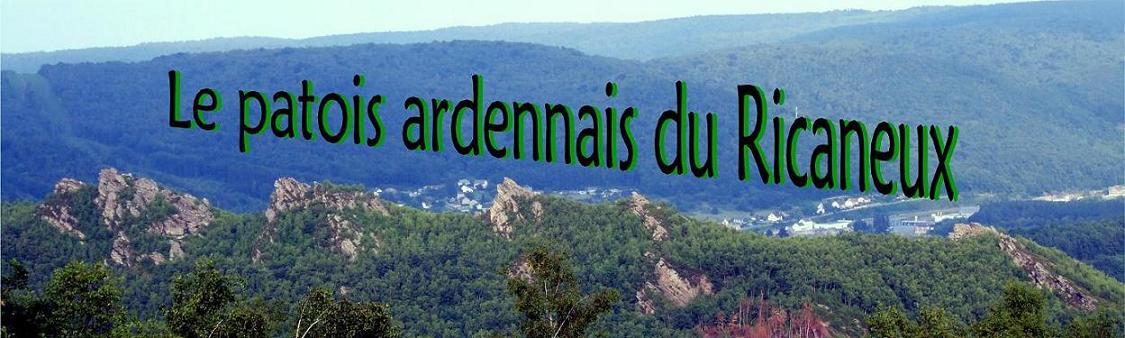 Le patois ardennais du Ricaneux