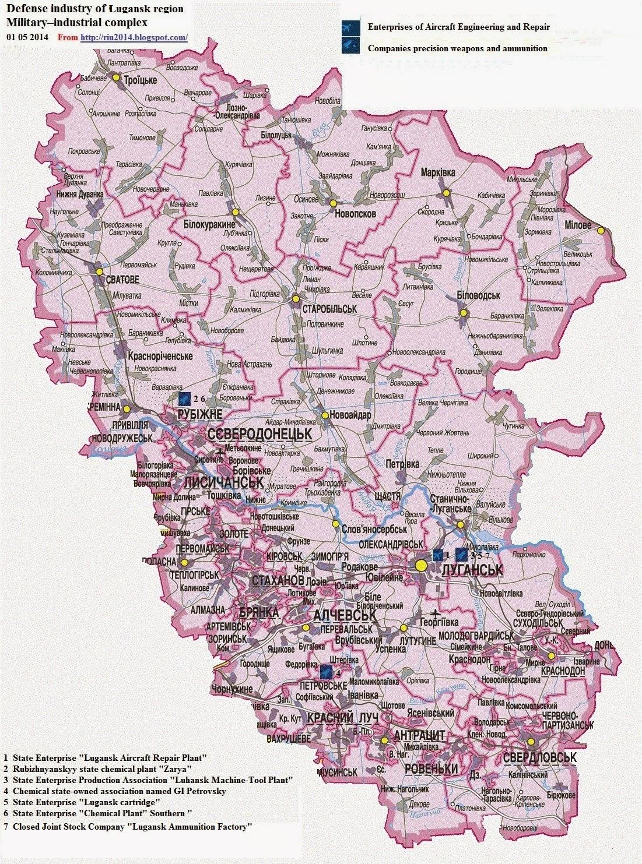 defense industry of lugansk region