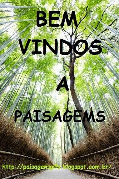 PAISAGENS II - O MUNDO PELA PAISAGEM