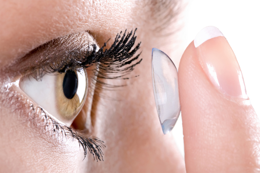 Contact Lens (Image from Turners Optometrists)