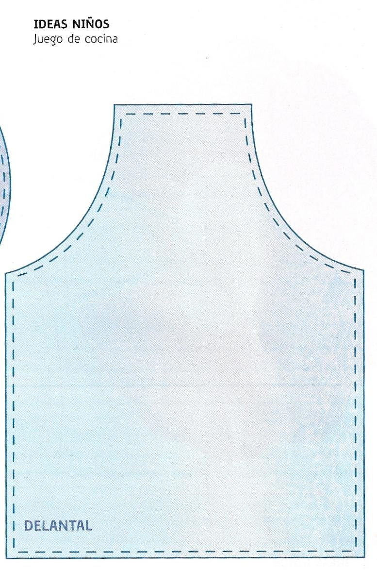 Mis manualidades lenceria de cocina for Delantales para ninos cocina