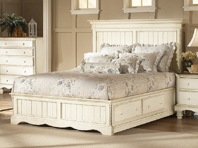 White bedroom furniture idea amazing home design and - White vintage bedroom furniture sets ...