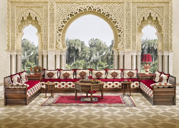 Maison Marocaine Traditionnelle Plan
