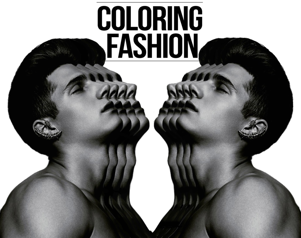 Coloring Fashion