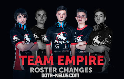 Yoky and Alwayswannafly leave Team Empire