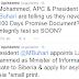 Kayode Ogundamisi calls out Lai Mohammed for denying Buhari's 100 days in office promises, blasts Buhari, Osinbajo, APC