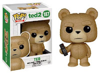 Funko Pop! Ted with remote