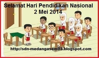 TEMA HARI PENDIDIKAN NASIONAL TAHUN 2014 - PENDIDIKAN UNTUK PERADABAN INDONESIA YANG UNGGUL