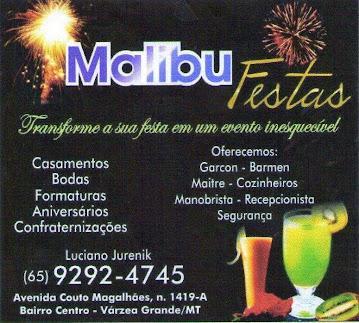 """""""MALIBU FESTAS E EVENTOS"""""""