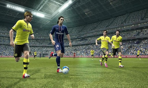 PES 2013 3D Android