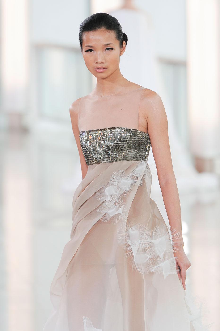 Stephane Rolland Fashion Week