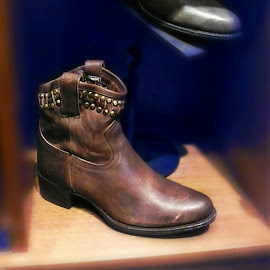 Diana Cut Stud Short boots from The Frye Company