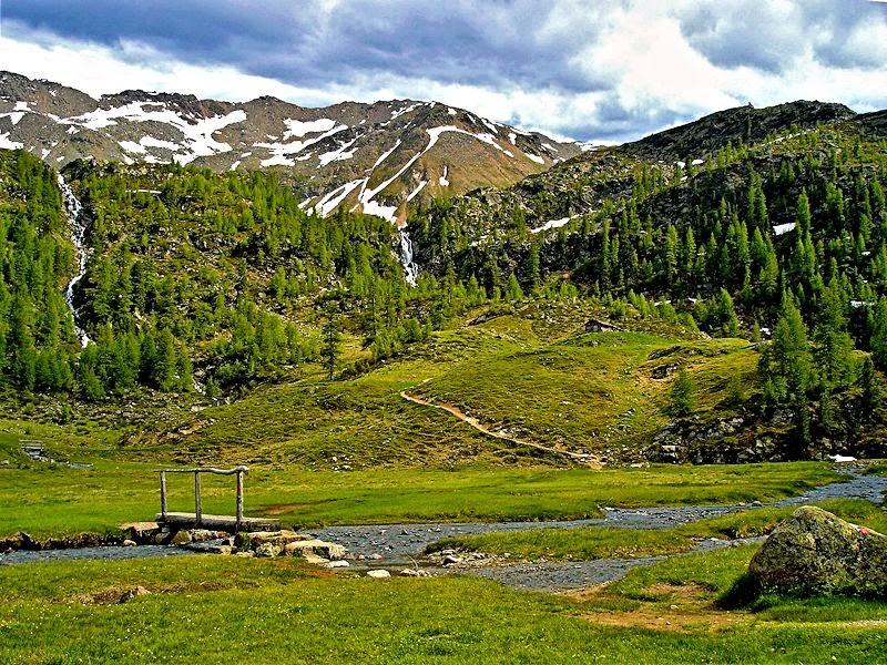 Trekking per il Lago Pesce Val d'Ultimo