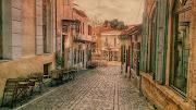 η παλιά πόλη της Ξάνθης