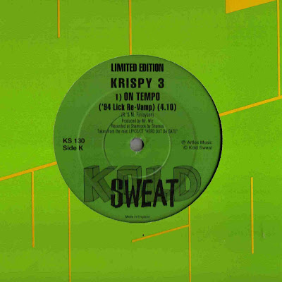 Krispy 3 – On Tempo (VLS) (1994) (320 kbps)